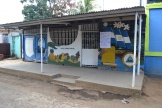 The front of La Nicaraguita primary school.