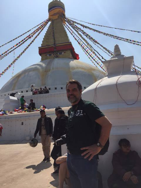 boudhanath sightseeing 1