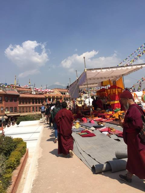 boudhanath sightseeing 2