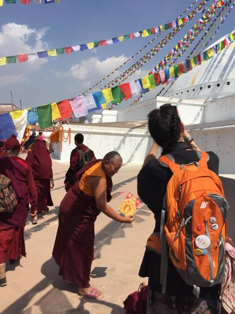 boudhanath sightseeing 3