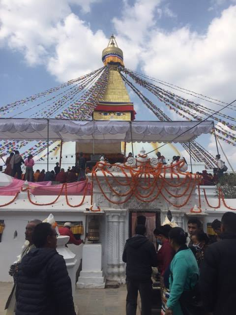 boudhanath sightseeing